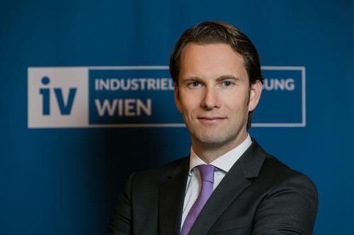 Mag. Johannes Höhrhan, Geschäftsführer IV-Wien